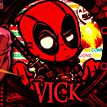 -Vick- - foto